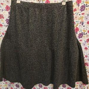 Fashion Bug Skirt-Size 2X